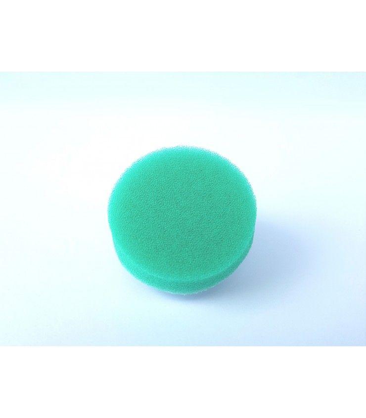 Shine Mate - 1.6'' - 40mm Flat Green Cutting Pad - burete plat pentru polish cu putere mare de taiere