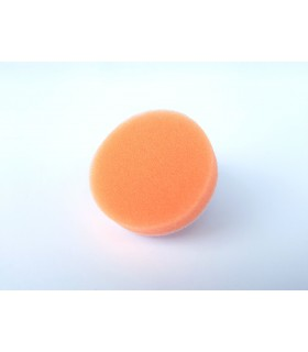 Shine Mate - 1.6'' - 40mm  Flat Orange ''One Step'' Polishing Pad - Burete plat polish mediu