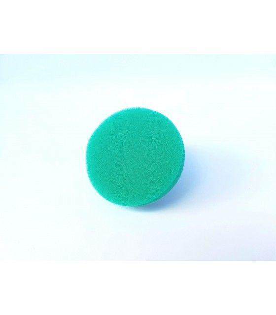 Shine Mate - 2'' - 56mm Flat Green Cutting Pad - burete plat pentru polish cu putere mare de taiere