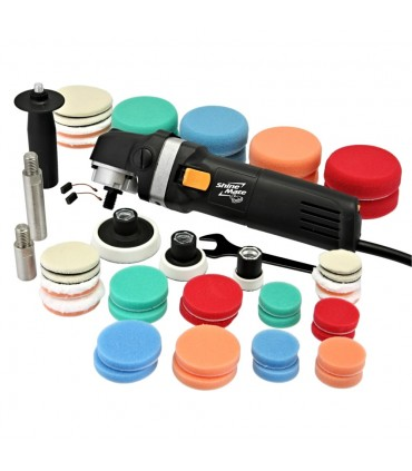ShineMate EP803 Rotary Polisher Kit - kit masina polish si accesorii