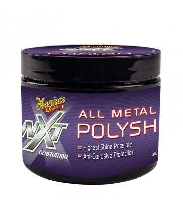 Meguiar's NXT Generation All Metal Polish - Polish metale