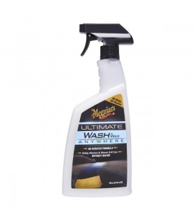 Meguiar's Ultimate Waterless Wash&Wax Anywhere - Solutie spalare si ceruire fara apa