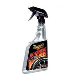 Meguiar's Hot Shine Tyre Spray - Spray luciu pentru anvelope