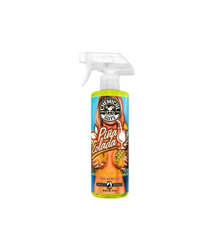Chemical Guys Pina Colada Air Freshener & Odor Eliminator