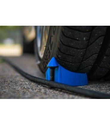 Detail Guardz Hose Eez- Protectie impotriva blocarii cablului/furtunului la roti