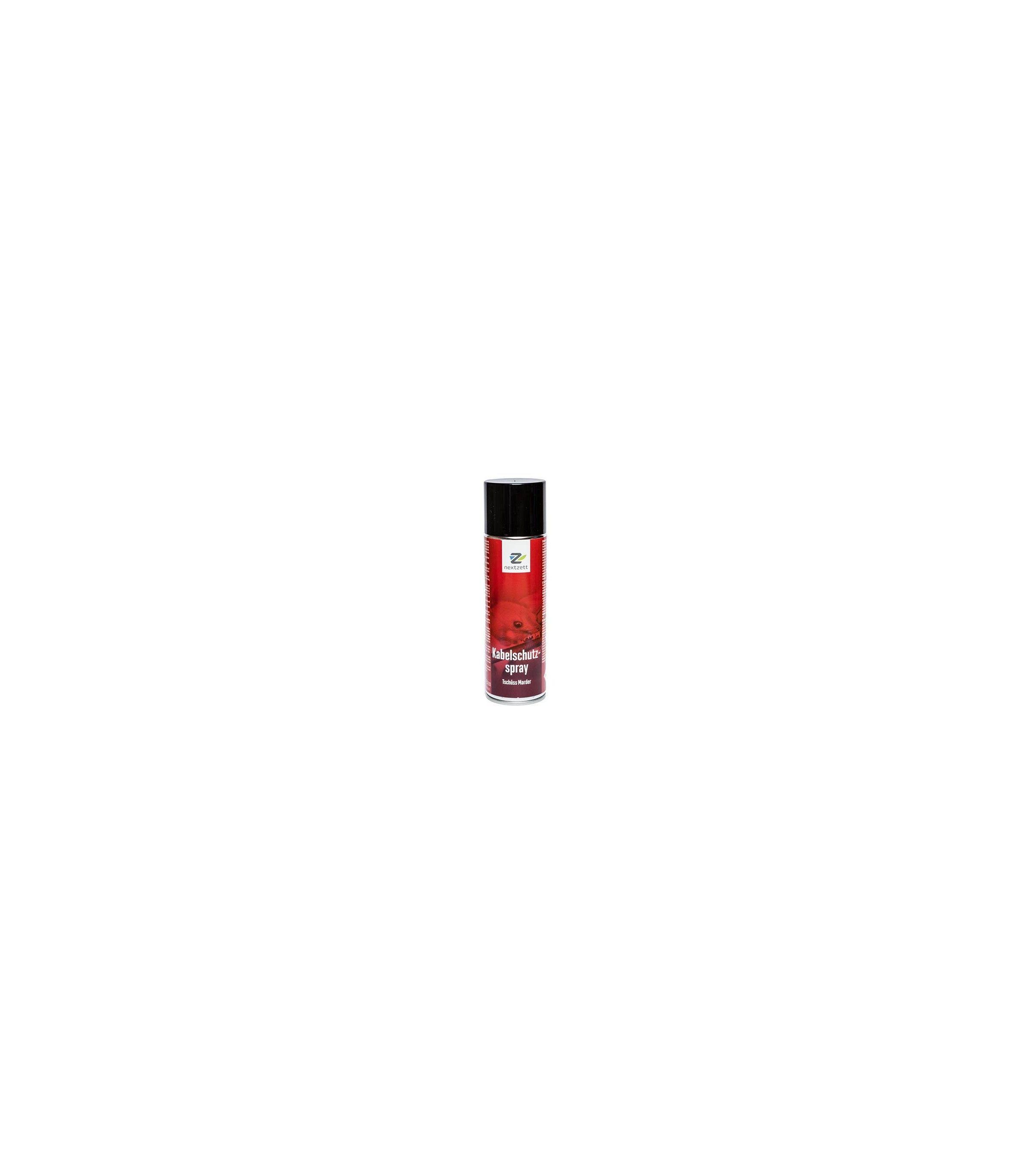 nextzett kableschutz spray tschuss marder spray anti. Black Bedroom Furniture Sets. Home Design Ideas