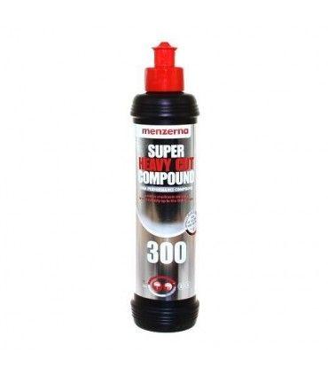 Menzerna Super Heavy Cut Compound 300 (SHCC300) - Pasta Abraziva Polish