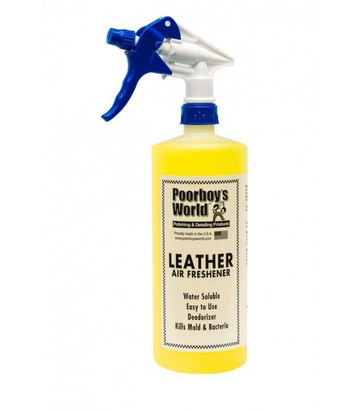 Poorboy's World Leather Air Freshener - Odorizant auto