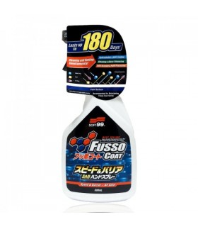 Soft99 Fusso Coat Speed&Barrier-All Color - Quick Detailer