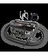 Air Force Master Revolution Blaster 8cp - Suflanta cu aer cald Metro Vac