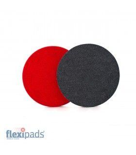 "Flexipads Denim Aggresive Orange Peel Pad 150mm/6"" - Pad agresiv denim"