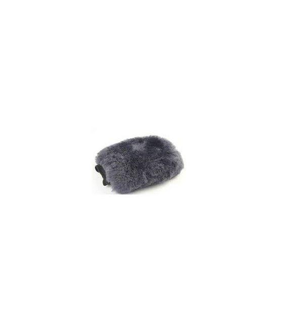 Wash Mitt Grey - Manusa din lana
