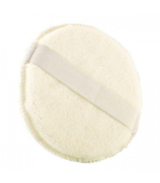 Wax Applicator White - Aplicator rotund cu elastic