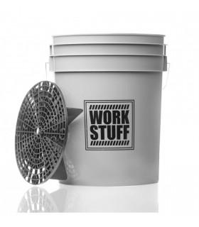 Work Stuff detailing bucket + Grit Guard - galeata cu grit guard pentru 2BM - Spalare