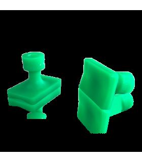 Laka Tools Ventuza PDR tabs 30x20mm culoare verde