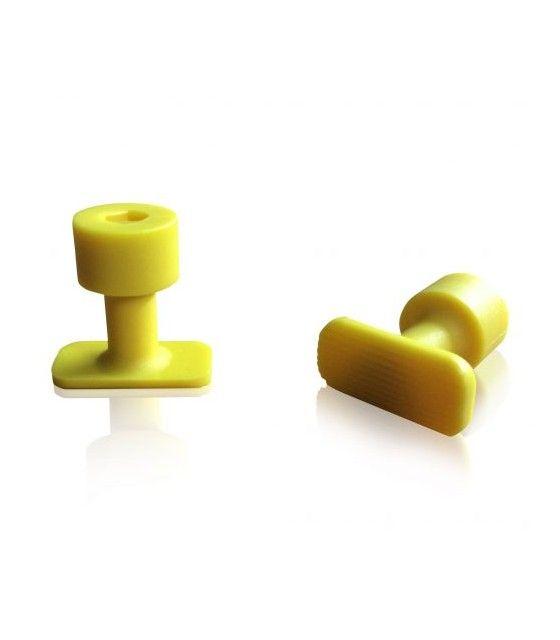 Laka Tools Ventuza PDR tabs 20x10mm culoare galbena