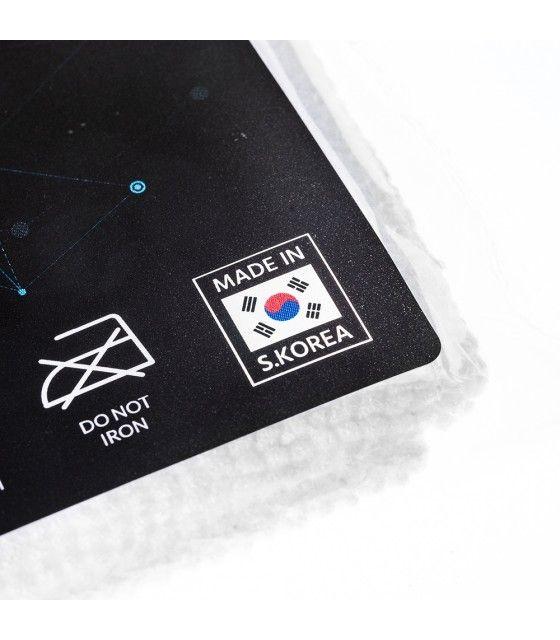 Fx Protect Polar White 320gsm towel 40x40cm Microfibra sters ceramica si multifunctionala all purpose
