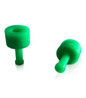 Laka Tools Ventuza PDR death center tabs 5mm verde