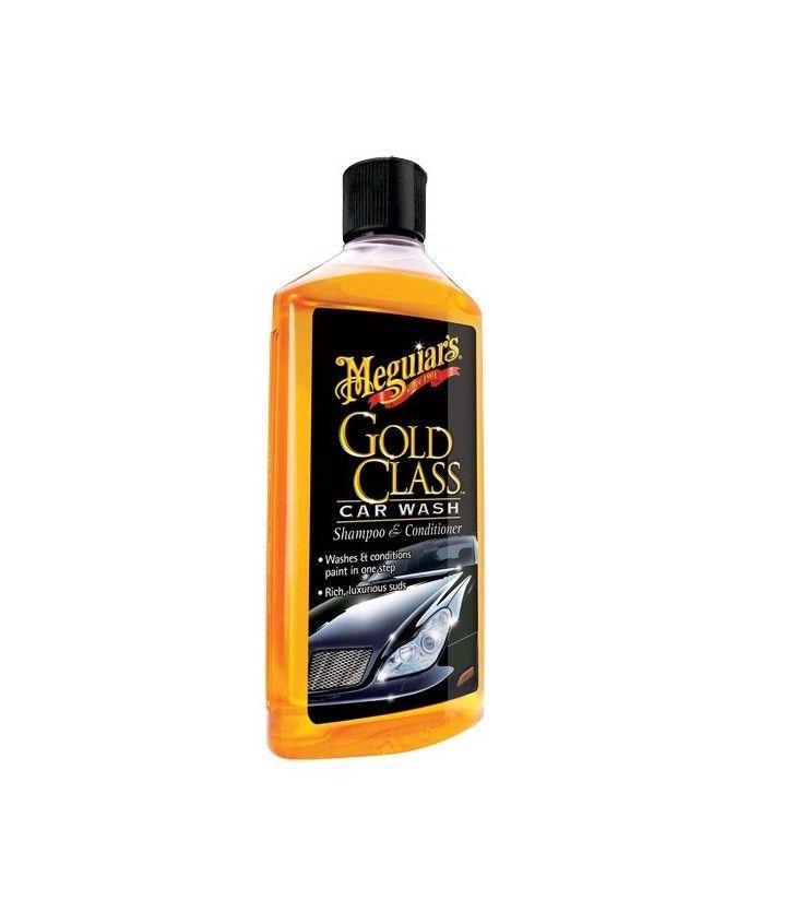 Meguiar's Gold Class Car Wash Shampoo & Conditioner - Sampon auto - G7116 si G7164