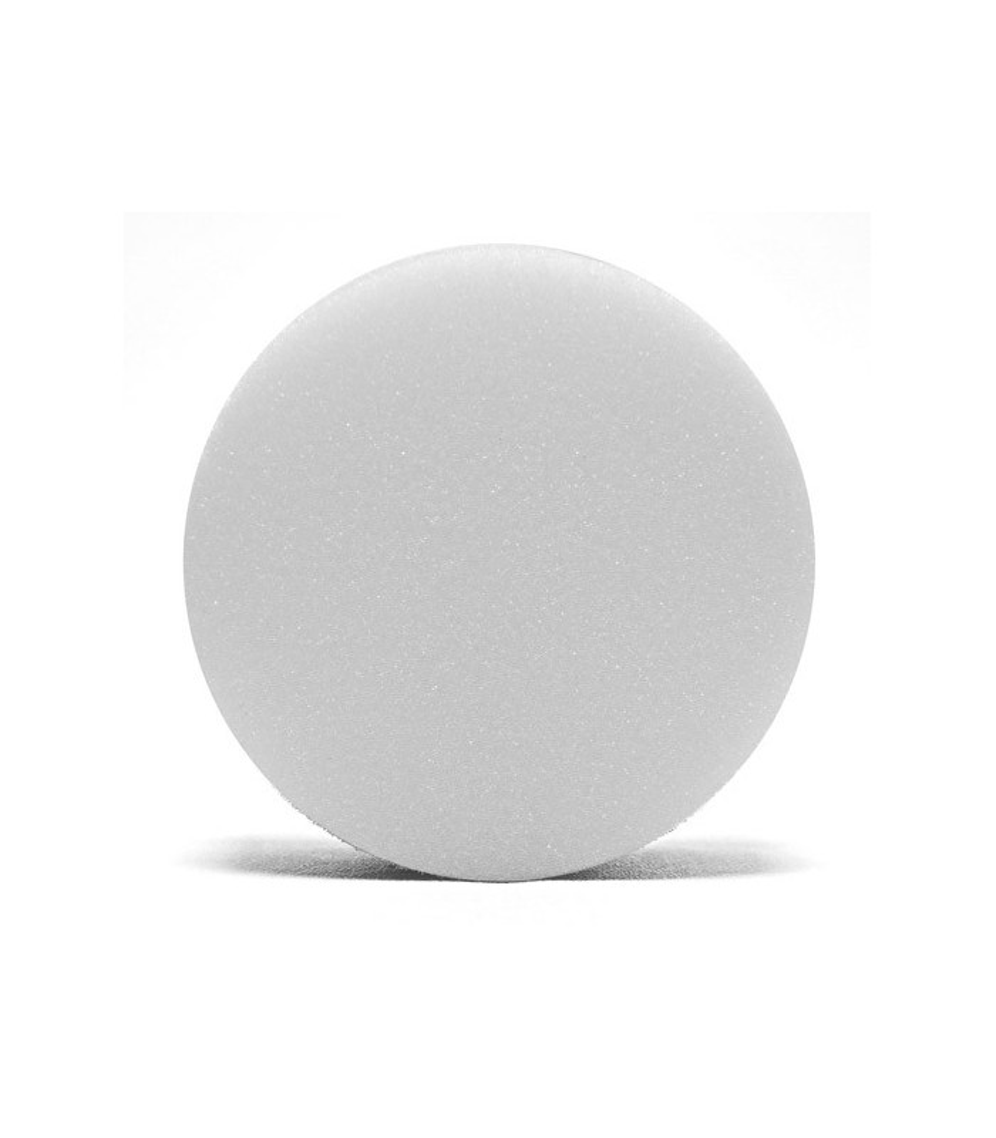 Lake Country 4 Inch Flat White Polishing pad - burete polish