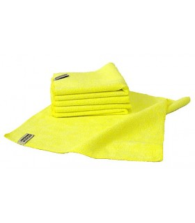 Eurow yellow microfibre