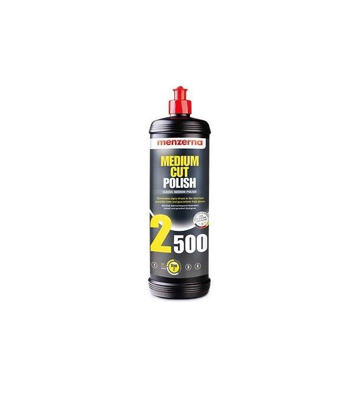 Menzerna Medium Cut Polish  2500 - Pasta polish taiere medie - Power Finish 2500