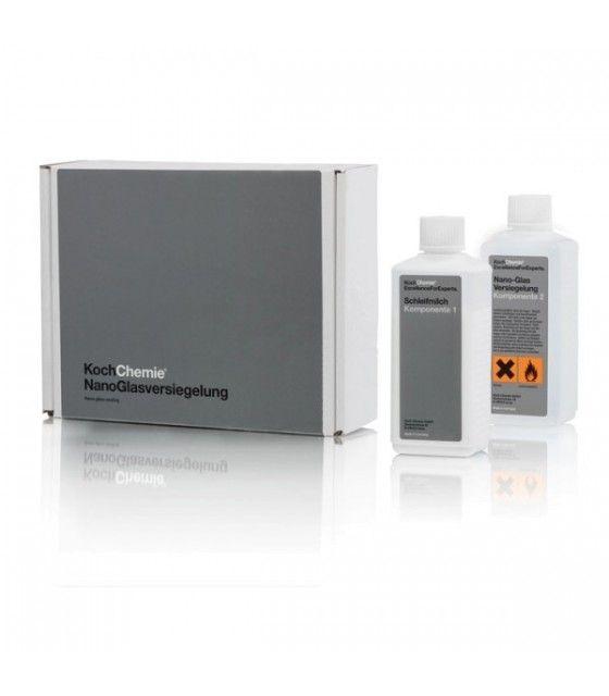 Koch Chemie Nano Glass - set protectie nano pentru sticla