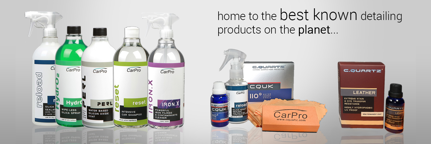CarPro | Professional Car Cleaning Products | Best Detailing Products