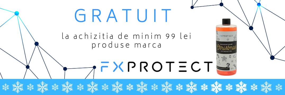 FX Protect produs gratuit! Christmas Edition APC Strong - minim 99 lei!